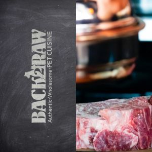 Back2Raw Complete Beef Recipe 4lb | 1.8kg